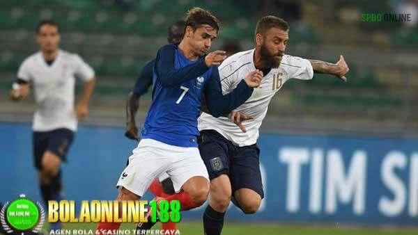 Prediksi Perancis vs Italia